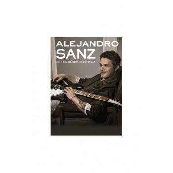 PÓSTER ALEJANDRO SANZ LA...
