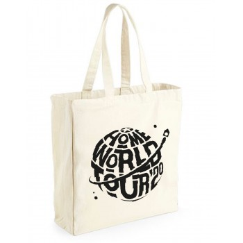 SHOPPING BAG HOME WORLD TOUR20