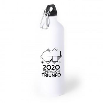BOTELLA ALUMINIO LOGO OT 2020