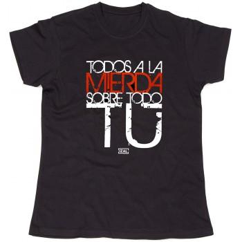 CAMISETA IZAL TODOS A LA...