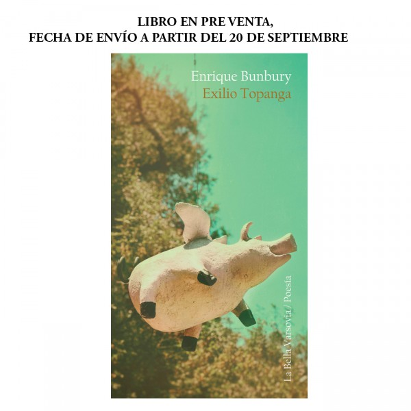 LIBRO EXILIO TOPANGA DE BUNBURY