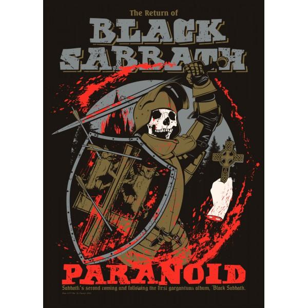 "CARTEL BLACK SABBATH ""PARANOID"""